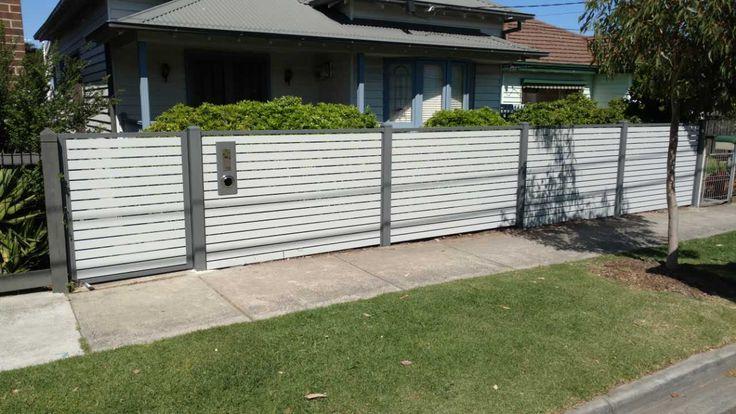 Best 25 Aluminium Fencing Ideas On Pinterest Modern