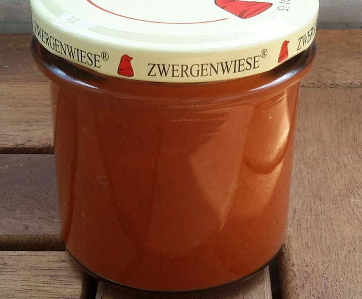Rezept Tomatenketchup von kilroy - Rezept der Kategorie Saucen/Dips/Brotaufstriche