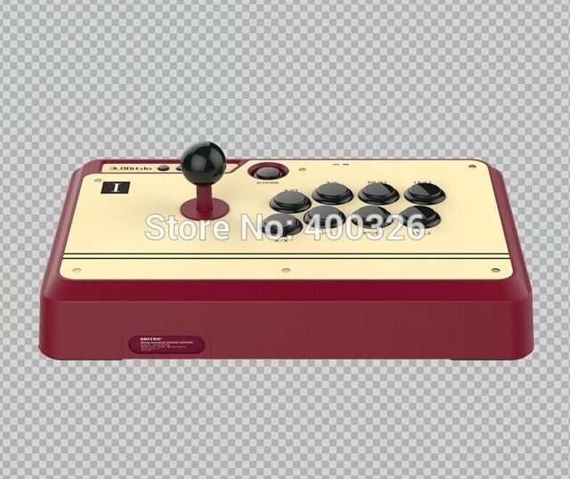 8bitdo FC30 Bluetooth ARCADE JOYSTICK For IOS Android Mac OS Windows US $75.99 To Buy Or See Another Product Click On This Link  http://goo.gl/EuGwiH