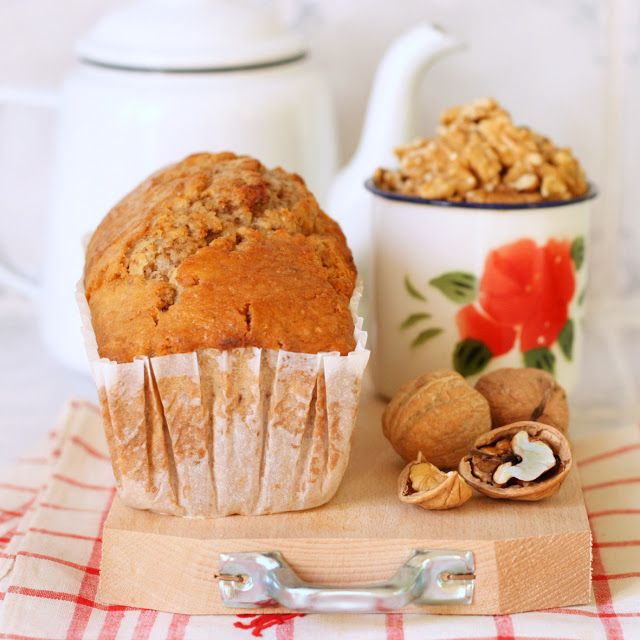 Cakes in the city: Pan de nueces