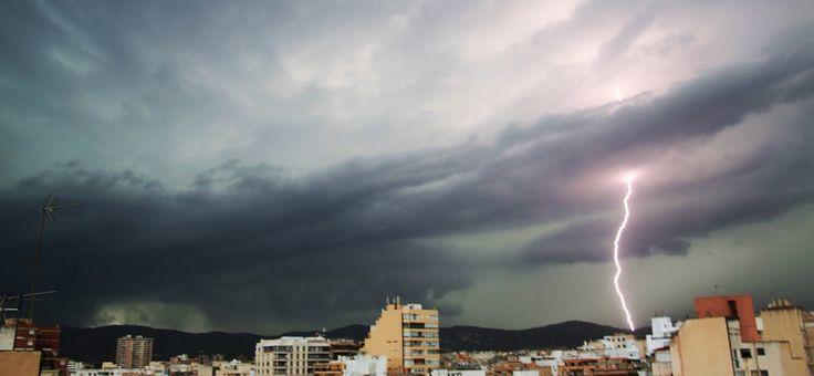 Wetter: Immer noch Schauer und Gewitter auf Mallorca
