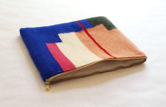 arazzo tessitura compressa caso intrecciato a mano di HayleyFJames