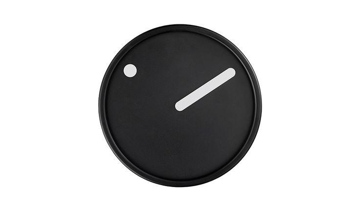 MONOQI | Picto Clock - Black/White