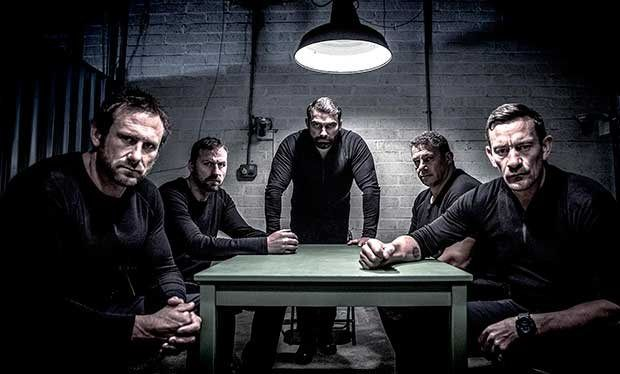 SAS: Who Dares Wins: what does it take to be an SAS soldier?