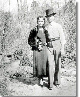 Bonnie Times Clyde Shot Many How Were And