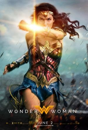 """WONDER WOMAN"": This 2017 superhero movie tells the story of Princess Diana, who grows up on the Amazon island of Themyscira. After American pilot Steve Trevor crashes offshore of the island and is rescued by her, he tells the Amazons about the ongoing World War. Diana then leaves her home in order to end the conflict."