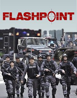 "Flashpoint. It's on Netflix. If you haven't watched it, you should start! One of the best ""police dramas"" I've seen. Love it."