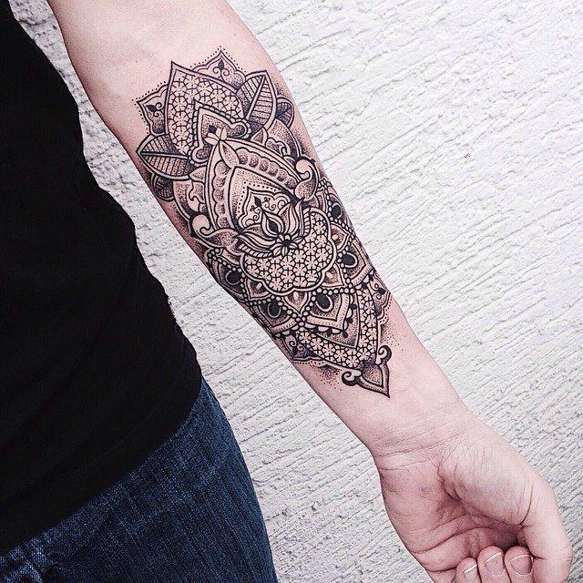 Tatuaje de antebrazo
