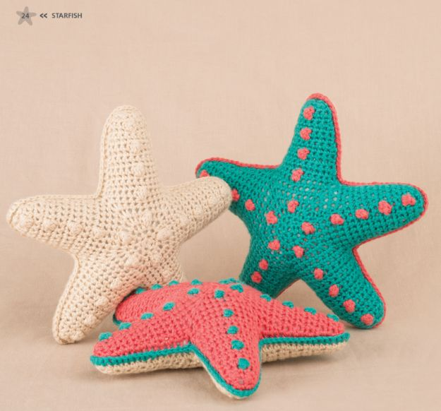 Starfish - Crochet Sea Animals
