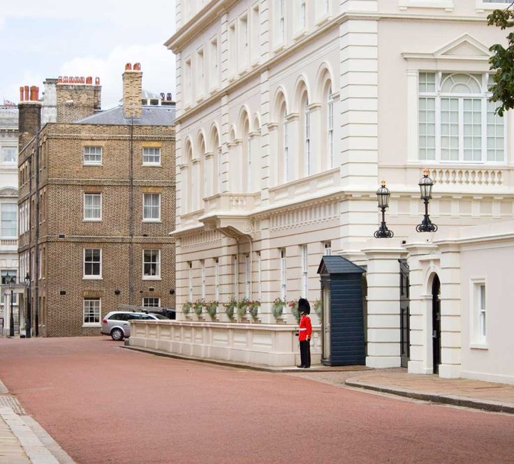 Clarence House Chris Nash, Alamy. Designed by John Nash, Clarence House is the Royal residence home to The Prince of Wales and the Duchess of Cornwall