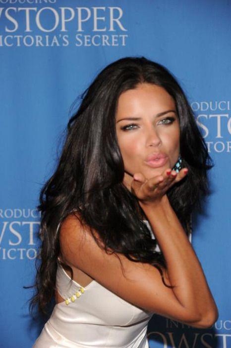 Adriana Lima, Victoria's Secret Angel / model