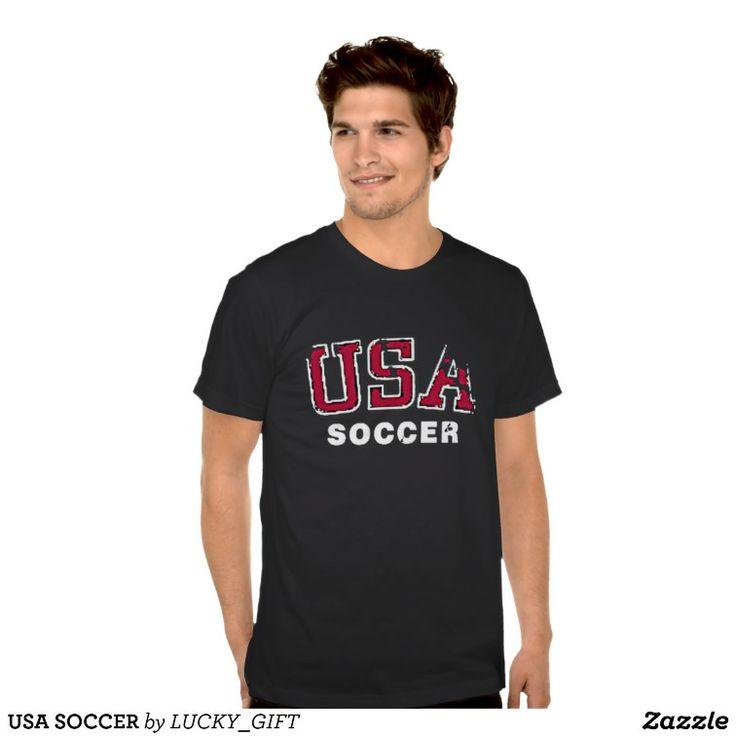 USA SOCCER T SHIRT. get it on : http://www.zazzle.com/usa_soccer_t_shirt-235582055103568619?view=113869375693768955&rf=238054403704815742