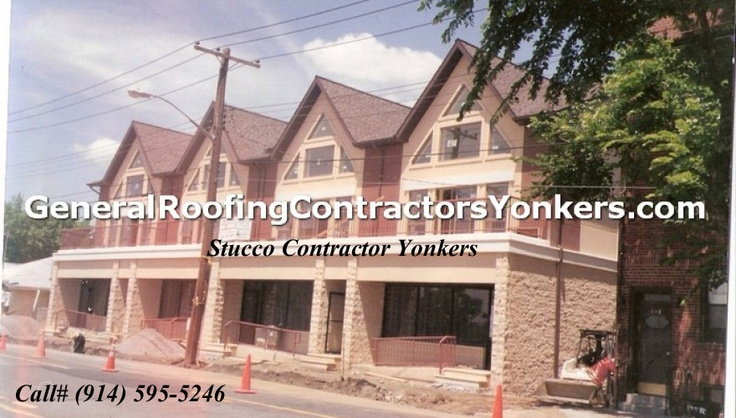 Stucco Contractor Yonkers http://www.generalroofingcontractorsyonkers.com/stucco/