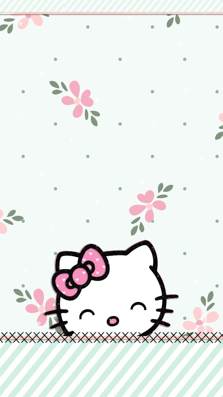 3461 best hello kitty wallpapers images on pinterest