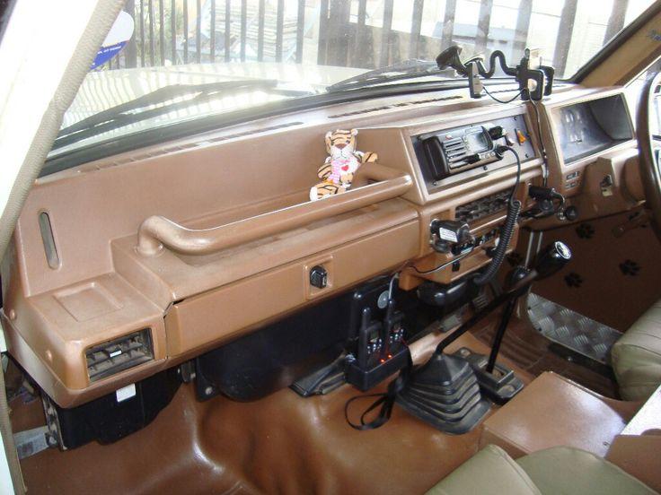 Nissan Patrol 1984 GQ