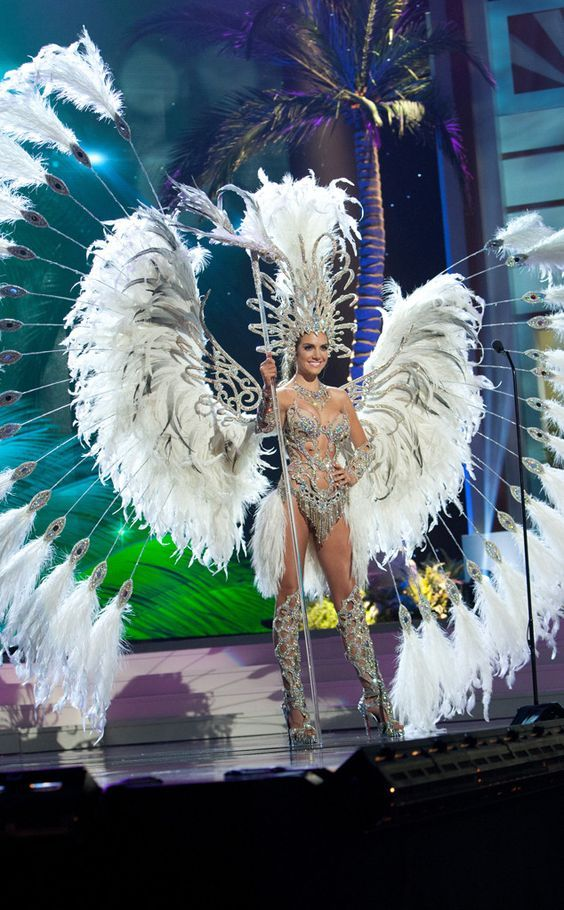 Miss Argentina from 2014 Miss Universe National Costume Show | E! Online