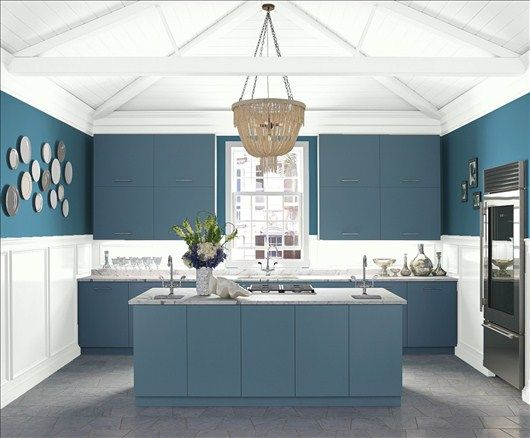 51 best images about kitchen color samples on pinterest for Sample kitchen color schemes
