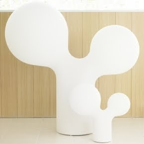 Dubble Bubble, finnish design lamp from Eero Aarnio