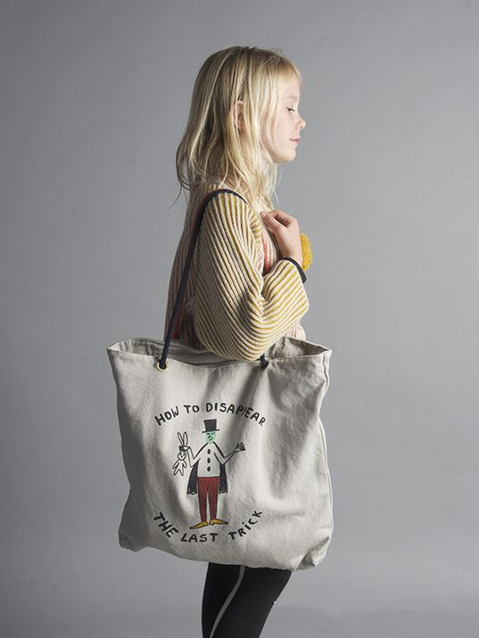 Tote Bag / The Illusionist - Bobo Choses