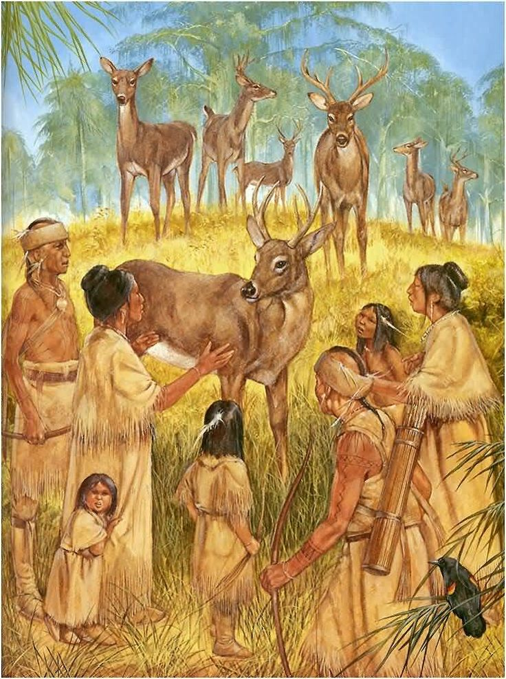 Native american hook up