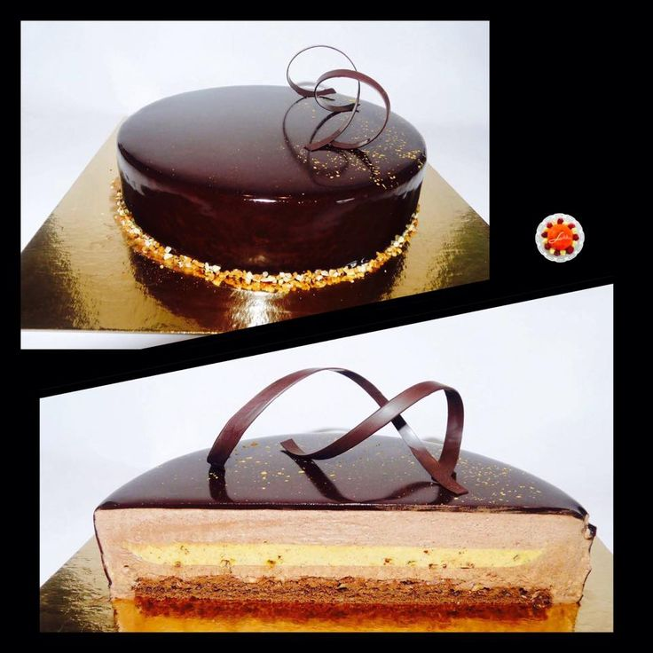 Cet entremets est composé d'un biscuit sacher, d'un crémeux praliné et d'une mousse chocolat.(Inspiréde Mr Egbert)Ingrédients :Pour le biscuit sach