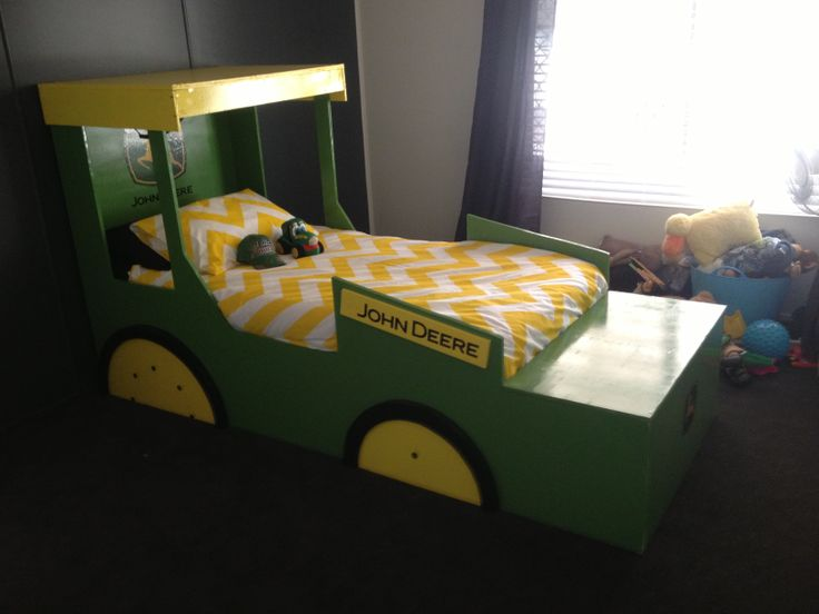 John Deere Bunk Bed Kit : The best tractor bed ideas on pinterest tractors for