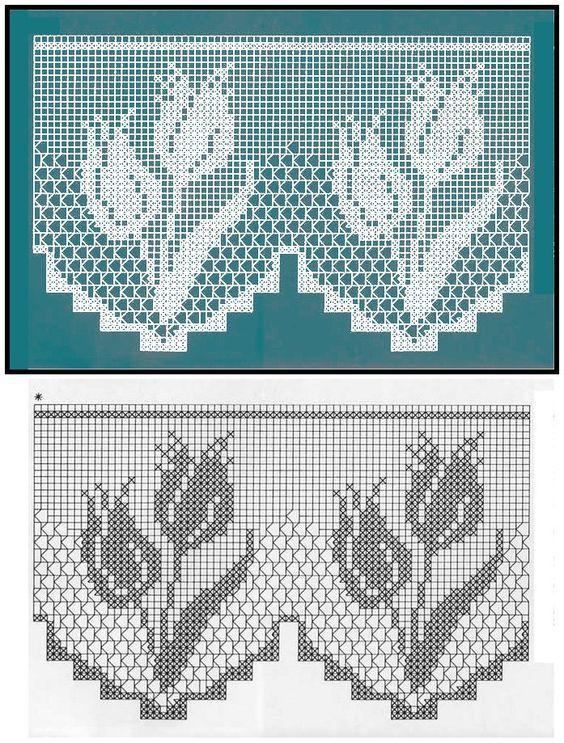 Letras e Artes da Lalá | crochet moldes | Pinterest | Letras, Arte y ...