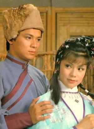 Kwee Ceng (Felix Wong Yat Wah) & Oey Yong (Barbara Yung Mei Ling)