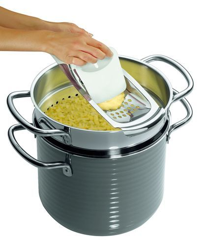 www.spaetzlerecipes.com sell the Silit Profi Spaetzle maker. Also has videos on how to make.