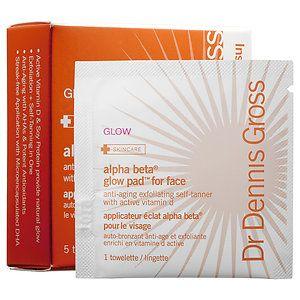 Dr. Dennis Gross Skincare - Alpha Beta® Glow Pads #sephora