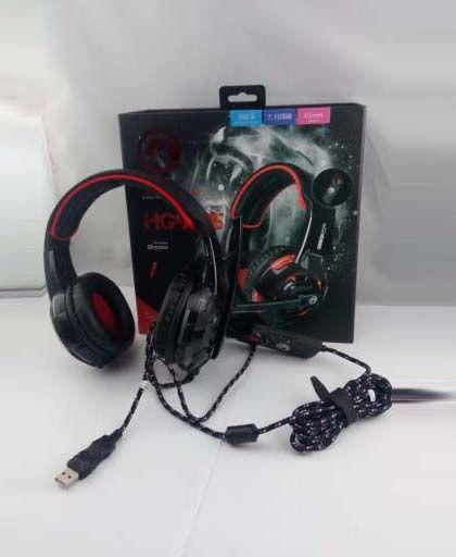 HEADSET GAMING MARVO HG9005 - MARVO - Headset   Angkasa Komputer Semarang