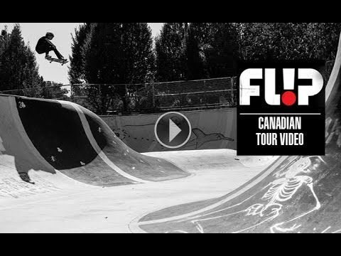 Flip Canadian Tour Video