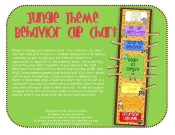 Looking for a way to track behavior and reinforce the positive behavior that you expect
