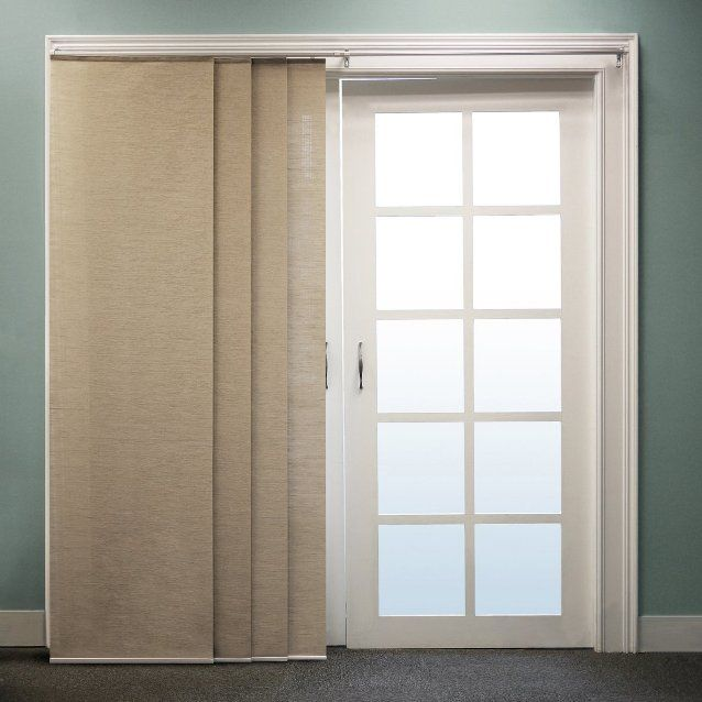 ikea panel curtains for sliding glass doors - Google Search