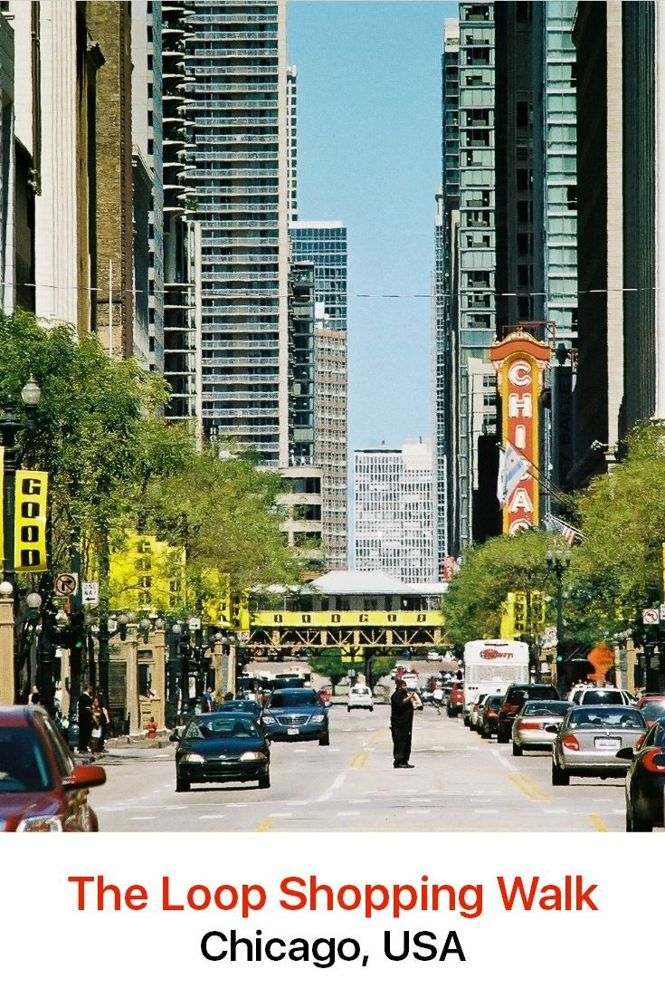 For more than 100 years, enthusiastic shoppers have been turning up to the Loop, bright-eyed and eager to snare some bargains and purchase high quality clothes and other items. This is Chicago's central business district and also the second largest commercial district in the United States.
