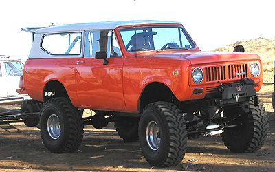 this shall be my vehicle... except you know, with step sides cuz midgets need help