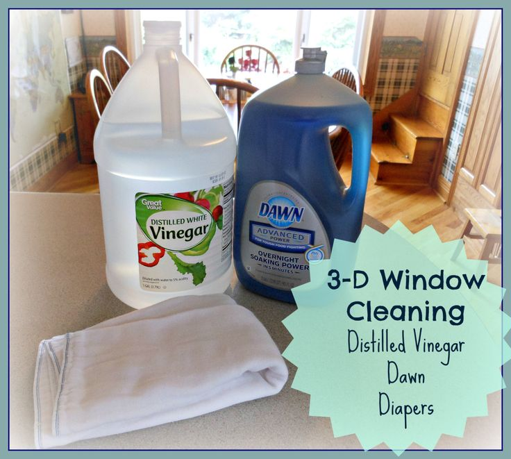 Best Home Remedy Window Cleaner