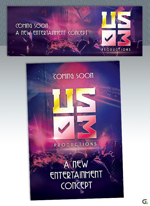 Flyer - US3 Productions