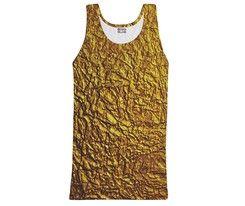 Tanktop Gold