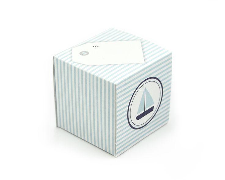 greetabl Sailboat greeting card and gift box,  (http://www.kamidori.com.au/sailboat/)