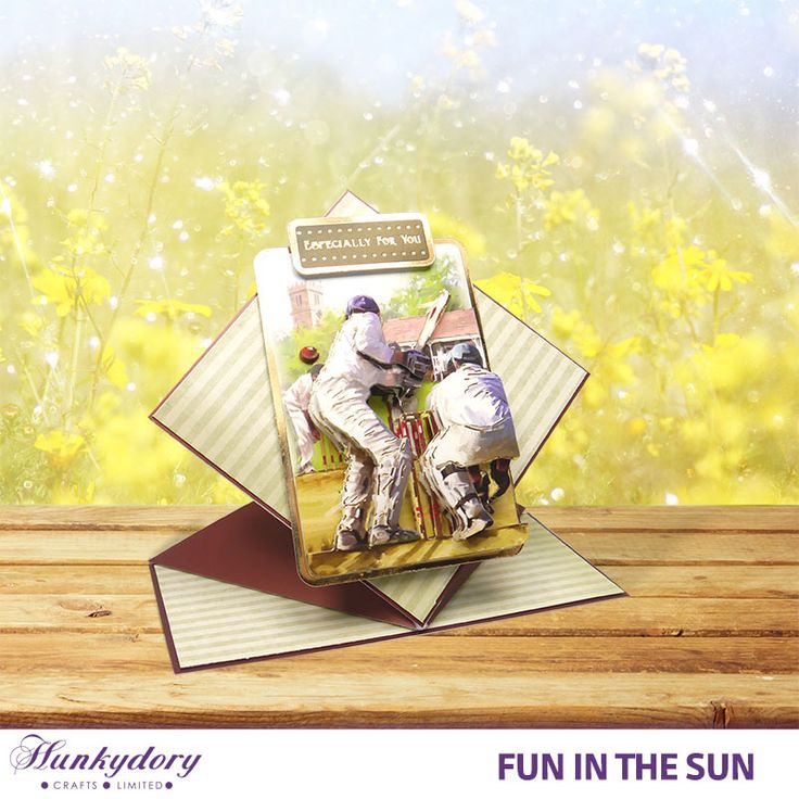 Fun in the Sun - Hunkydory | Hunkydory Crafts
