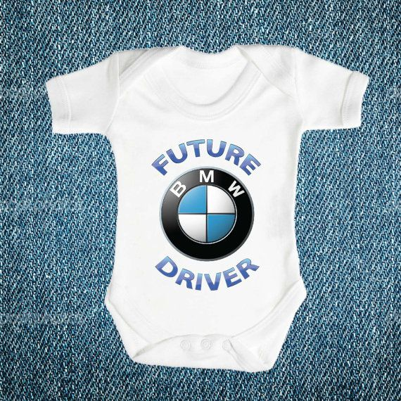 Future Bmw Driver Brand New Baby Romper Babies Clothes
