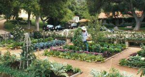 Nancy Meyers movie houses - Its Complicated - Kitchen garden.jpg