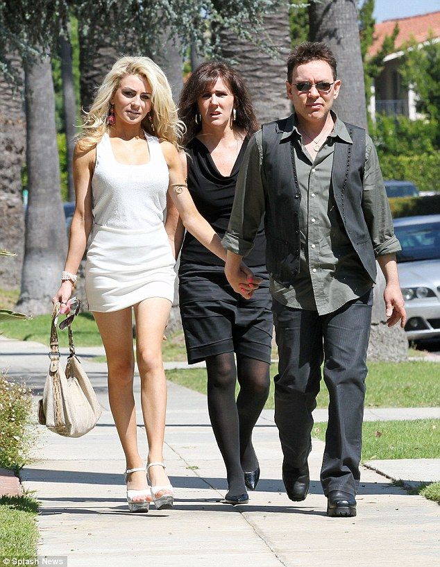 Three's a not a crowd? Krista Keller has revealed her daughter Courtney Stodden's husband ...