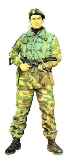 Soldados argentinos Malvinas 1982 - Comando Anfibio, pin by Paolo Marzioli