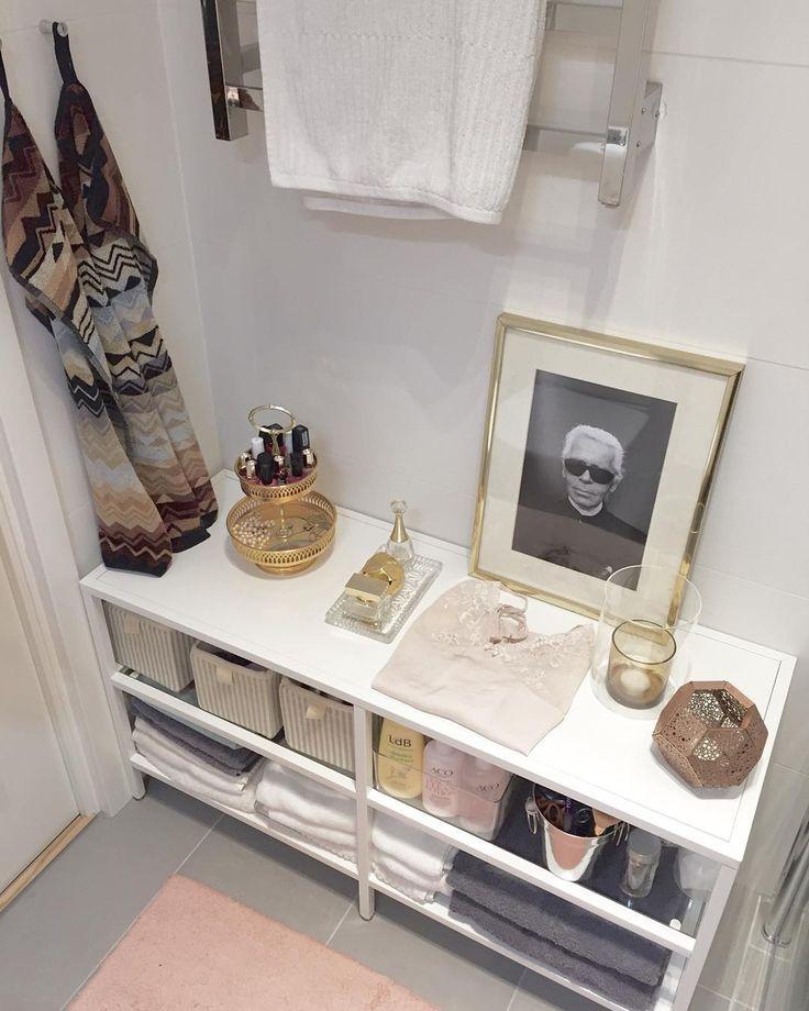 Åh, hade kunnat göra en del för att få stanna i sängen lite längre idag  #inredning #heminredning #interior #design #drömhem #drömlägenhet #mässing #inredningsdetaljer #interiordetails #swedishinterior #nordicinterior #nordichome #scandinavianhome #homedecor #skonahem #plazainteriör #badrumsinredning #badrumsinspo #badrum #vittsjö #ikeavittsjö #ikea