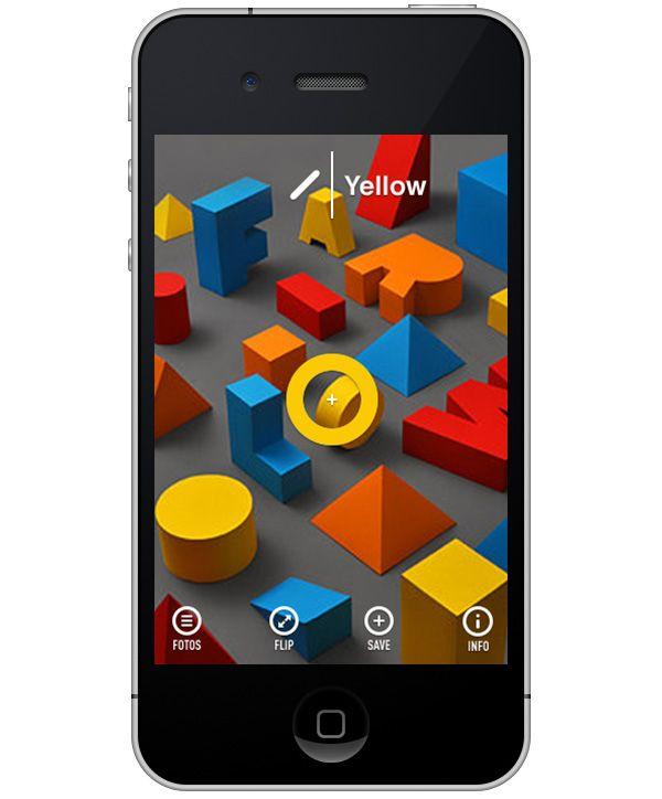 A ColorADD permite à população daltónica (mais de 350 milhões de pessoas em todo o mundo) detectar as cores dos objectos através da câmara de um telemóvel...| http://www.techenet.com/2013/12/aplicacao-portuguesa-coloradd-vence-premio-internacional-da-fundacao-vodafone/