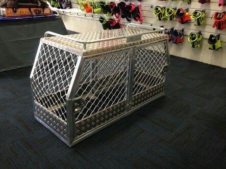 Pig dog ute box