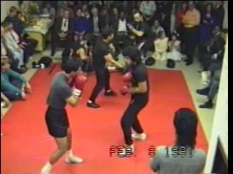 Grand opening of the PDT academy, Inosanto academy demo team - YouTube