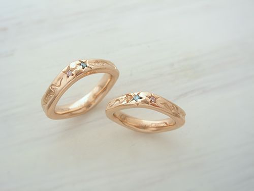 ZORRO Order Collection - Marriage Rings - 106
